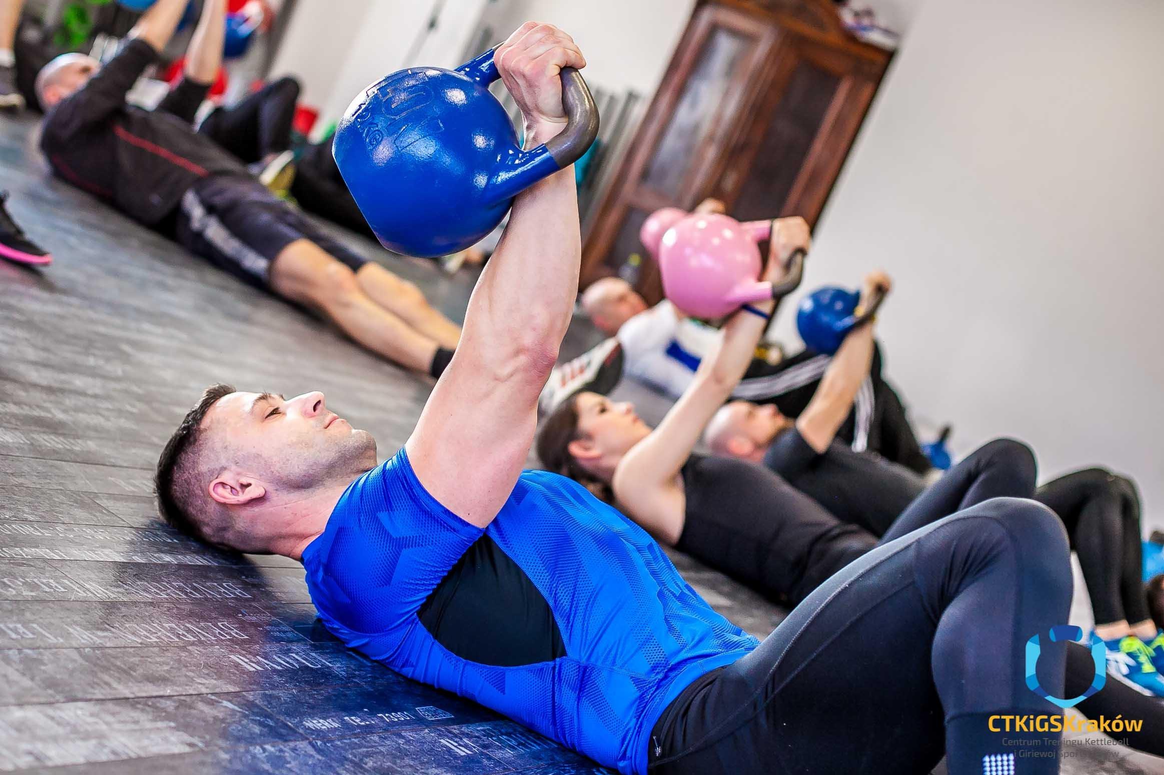 Intensywne dwudniowe szkolenia kettlebell giriewoj sport